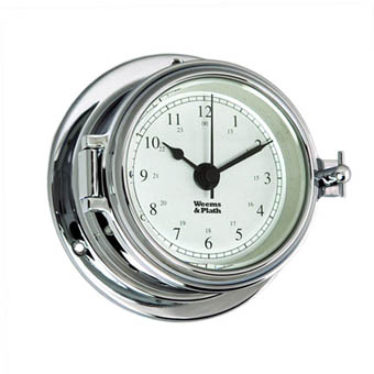 Chrome Endurance II 105 Quartz Clock