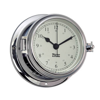 Chrome Endurance II 115 Quartz Clock