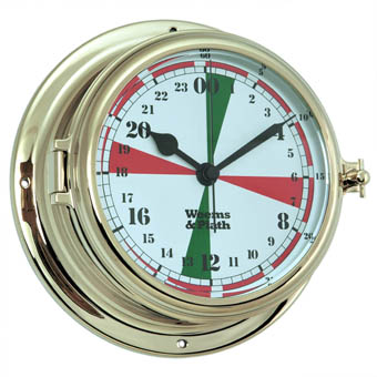 Endurance II 135 24 Hour Radio Room Clock