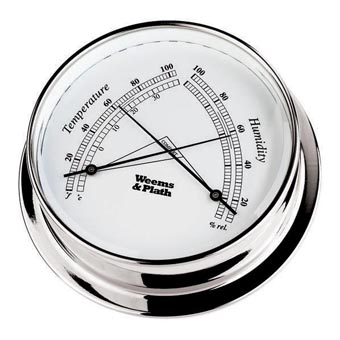 Chrome Endurance 085 Comfortmeter
