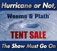 Hurricane or Not, The Show Must Go On