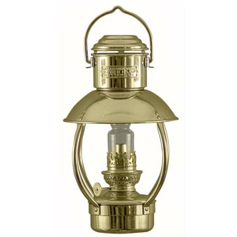 Mini Oil Trawler Lamp