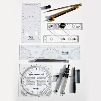 Professional Mariner's  Navigation Kit