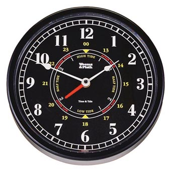 Trident Time & Tide Clock, 10