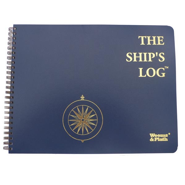 The ship 39 s log for Boat log book template